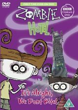 Zombie Hotel - It's Alright We Don't Bite! (DVD, 2006)