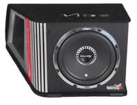 """VIBE Blackair V12A 12"""" Amplified Sub Box Subwoofer Active 1600w Ported"""