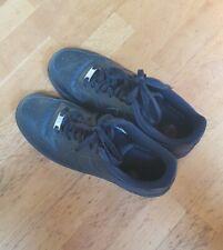 Dettagli su scarpe usate Nike Air Force 1, colore viola, numero 36,5. Indossate poche volte