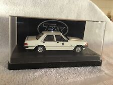 TRAX 1/43 TR85C.FORD XE FALCON SEDAN.WHITE QUEENSLAND POLICE.