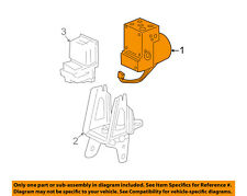 FORD OEM-ABS Pump & Motor Assy 6W7Z2C286BA