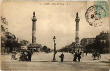 CPA PARIS (12e) Place du Throne. (539217)