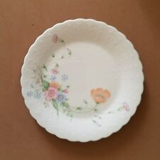 """(4) Mikasa Something Blue  6 1/4"""" Bread and Butter Plates  (Pattern A7051)"""