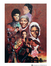 Legacy by Samuel Byrd -  African American Art - New