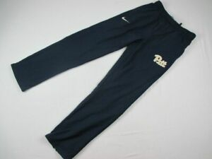 Pittsburgh Panthers Nike Athletic Pants Men's Navy Dri-Fit Used Multiple Sizes