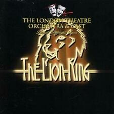 The London Theatre Orchestra And Cast : The Lion King CD (2003) Amazing Value