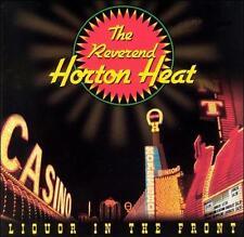 Liquor in the Front by Reverend Horton Heat (Cassette, Jul-1994, Interscope (...