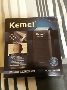 Kemei Multifunction Rechargeable Strong Shaver Trimmer Men Face Care KM-1102