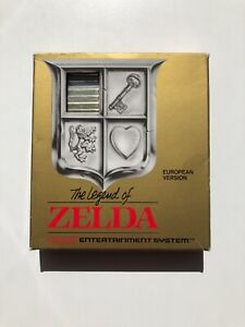 Legend of Zelda - NES - First Edition Small Box