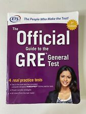 The Official Guide to the GRE General Test, Third Edition, Educational Testing S