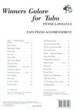 0123PA Winners Galore Piano Accompaniment for Tuba/Eb Bass