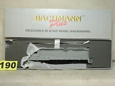 BACHMANN PLUS HO SCALE UNDECORATED #31101 B23-7 DIESEL LOCOMOTIVE NEW