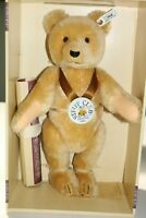 "Steiff Club 1995 Teddy Bear 1946 Replica - 420054 14"" 1995 LE 3741 NIB"