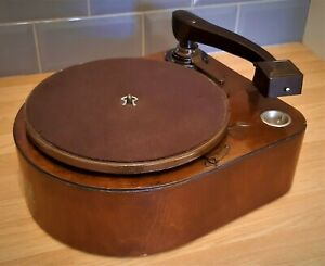 Rare 1935 'Columbia 228 R' Vintage Electric Gramophone In Superb Condition