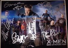 X-Men Days of Future Past - Cast Photo 2 - MARVEL Comics - FOX