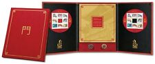 "2013 CANADA POST ""CHINATOWN GATE COLLECTION"" COIN AND STAMP SET"
