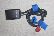 02-04 MERCEDES SLK Drivers side SEAT BELT BUCKLE Latch Assembly left 1708600969