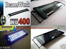 "Beamswork aquarium Power LED 400 light lamp 60-80 cm 24""-30"" tank bright"