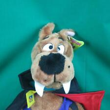 BIG NEW SCOOBY DOO VAMPIRE HALLOWEEN COSTUME PUPPY DOG CARTOON NETWORK PLUSH