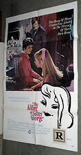 THE KILLING OF SISTER GEORGE Poster LESBIANS/SUSANNAH YORK original one sheet