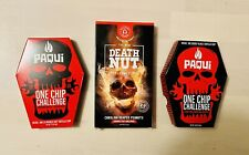 Paqui One Chip Challenge X2 + Death Nut Challenge