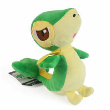 New Listing7 In Snivy Poké Plush Doll Stuffed Movie Character Toys Gift Collection #495