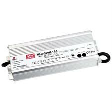 LED Fuente de alimentación 320W 24V 13,34A ; MeanWell HLG-320H-24A