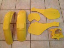 Suzuki Pe175  1982 To 1984 new Reproduction Plastic Kit Yellow