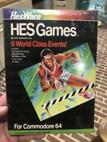 HES Ware HES games. Commodore 64. Brand New And Sealed
