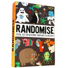 Randomise Game Draw Act or Describe Your Way to Victory 756406345732
