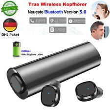 In Ear kopfhrer Bluetooth 5.0 Kopfhörer Kabellos Mini Stereo Headset Ohrhörer