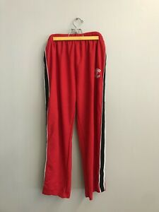 Iron Knights Detroit Red Wings Tear Away Warm Up Pants Size XL