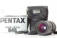 【EXC+ 4 in BOX】 SMC PENTAX-A 645 45-85mm f/4.5 For 645 645N 645N II D From JAPAN