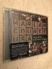 Harlan County USA Songs of the Coal Miner's Struggle Rounder 11661-4026-2 2006