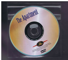 The Apartment (Dvd) Jack Lemmon Shirley MacLaine - - But No Case , disc in Vf