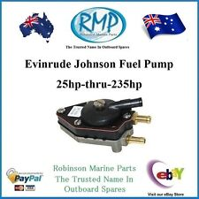 a Fuel Pump Johnson Evinrude 25hp-thru-35hp 2cyl 1990-1996 R 433386