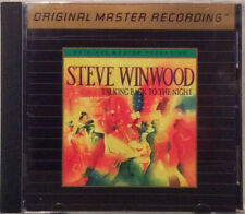 Steve Winwood - Talking Back To The Night  MFSL Gold CD (Remastered)
