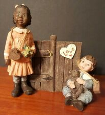 Sarah's Attic 1993 / Love Starts With All Children Ii / Complimentary Club Piece