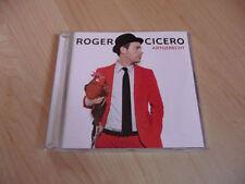 CD Roger Cicero - Artgerecht - 2009 - 15 Songs incl. Frag mich nicht (Bonus)