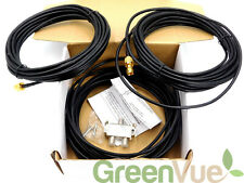 Shakespeare SRS-3-KIT Two-Way Signal Splitter +Cables For Sirius Sattelite Radio