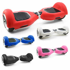 Silicone Rubber Protective Case Cover Skin For Hoverboard Self Balance Scooter