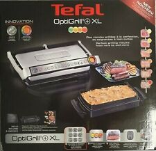 Tefal Kontaktgrill OptiGrill Plus XL mit Snacking und Baking GC 724D *NEU&OVP*✔️