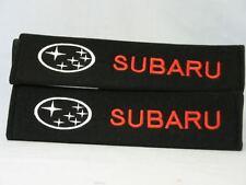 NEW Seat belt Soft Pads Cover Subaru Impreza WRX STi
