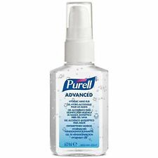 Purell Advanced Hygiene Hand Sanitizer Spray Pump 60ml N06196