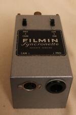 Vintage/Retro 'Films In Miniature Ltd' Filmin Synchronette Soud Synchroniser