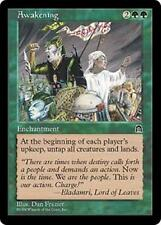 AWAKENING Stronghold MTG Green Enchantment RARE