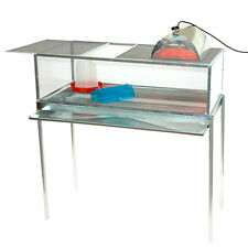 Maino Happy Chick brooder MK II, heat box, heat lamp, Poult rearing box