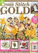 Cross Stitch Gold Magazine Issue Number 154 - 2019