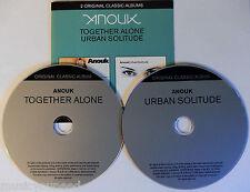 Anouk - Together Alone & Urban Solitude (2 CD's, 2012 EMI Netherlands) Near MINT