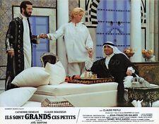 CATHERINE DENEUVE ILS SONT GRANDS CES PETITS 1979 VINTAGE LOBBY CARD #13